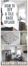 install a mosaic tile backsplash grey tiles mosaics and modern