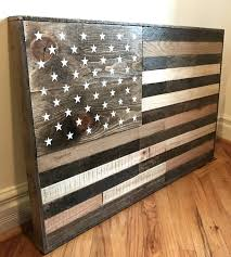 Pallet American Flag Wall Ideas Hanging Flag On Wall Hanging A Us Flag And State Flag