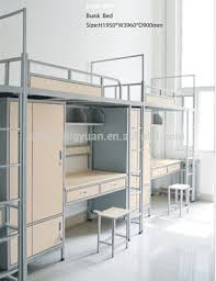Dormitory Bunk Beds Metal School Furniture Dormitory Bunk Beds For Students