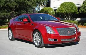 cadillac 2011 cts coupe 2011 cadillac cts coupe premium ridelust review