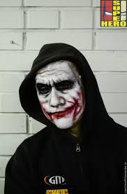 Heath Ledger Halloween Costume Buy Joker Mask Dark Knight Heath Ledger Livemaster Shop