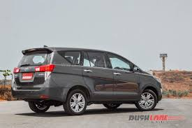innova 2017 toyota india registers best ever monthly sales in july 2017
