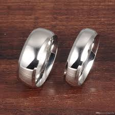 mens stainless steel wedding bands wedding ideas stainless weddinggs steelg sets black