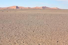 stone desert stone desert stock image image of pattern granule sahara 7976677