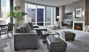 2 bedroom suite hotel chicago suites in chicago trump chicago signature suites 2 bedroom