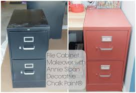 Metal Filing Cabinet Makeover Furniture Office Chic Home Office Contemporary Desc Bankers