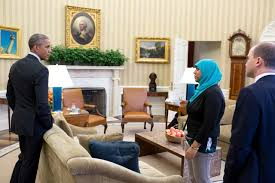 meet rumana a muslim woman advisor at the white house al