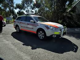 subaru station wagon 2011 subaru outback station wagon ambulance service nsw flickr
