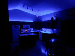 Kitchen Led Under Cabinet Lighting 240v Led Under Cabinet Lighting Having Dark Brown Varnished Wooden