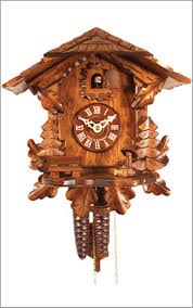 unique nature clock furniture design engs cuckoo clock by