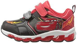 mens light up sketchers disney cars lightning mcqueen light up sneaker light up shoes