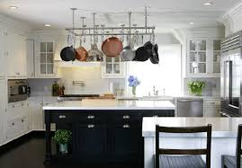 white kitchen with black island black and white kitchen transitional kitchen nathan egan