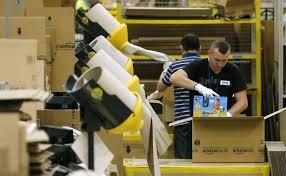 inside amazon u0027s warehouses business insider