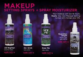 makeup setting spray subsute
