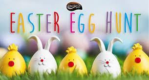 easter egg darrell lea easter egg hunt nose