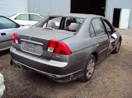 honda civic 2005 ex 2005 honda civic 4 door sedan ex model 1 7l at fwd color gray stk