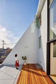 Open Balcony Design Keitaro Muto Architects Design A New Japan Three Story Open House