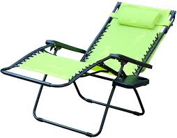 Oversized Zero Gravity Lounge Chair Oversized Zero Gravity Chair With Sunshade And Drink Tray In Lime