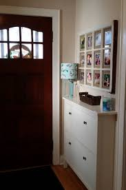 creative small cabinets for hallway with patterned drum l