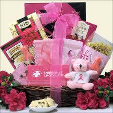 cancer gift baskets courage strength breast cancer gift basket swank gift