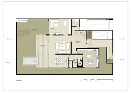 contemporary home floor plans a study in crisp contemporary design exquisite house m in lima
