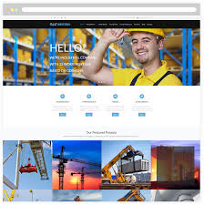 lt industrial u2013 free responsive engineering industrial wordpress
