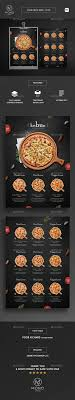 photoshop menu template best 25 pizza menu design ideas on pizza menu