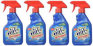 Best Clothing Stain Remover Amazon Com Oxiclean Max Force Stain Remover Spray 12 Ounce Pack
