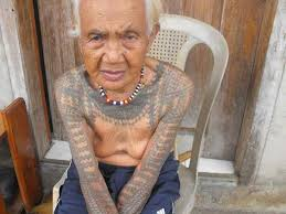 the clamor of kalinga kalinga women with tattoos the pride of