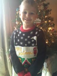 inappropriate kids u0027 ugly christmas sweater popsugar moms