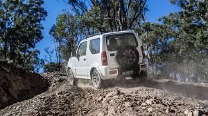 suzuki jimny off road 2015 suzuki jimny sierra review caradvice
