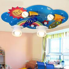 Kids Room Lighting by Kids Room Lamp Children U0027s Bedroom Ceiling Light Creative