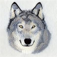 wolf designs for embroidery machines embroiderydesigns com