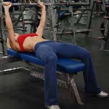 Legs Up Bench Press The Ultimate No Fluff Women U0027s Training Guide Part 4 Chest