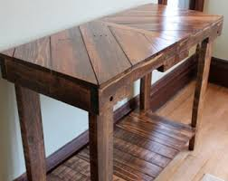 Wooden Pallet Bench Pallet Furniture Etsy