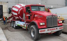 how much does a new kenworth truck cost natural gas mixer trucks help chicago s ozinga bros cut fuel costs