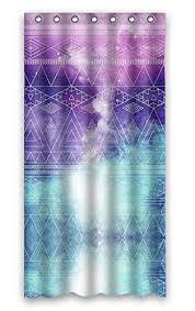girly shower curtains amazon com