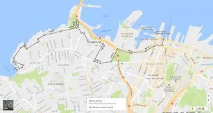 Trip Planner Map Kiwi Tuk Tuk Innovative Tourism Transportation