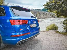 audi days 10 days with the audi sq7 a gentleman s