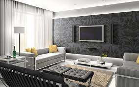 Furniture In Living Room by Living Beautiful Living Room Have Glamorous Furniture In Room