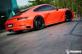 porsche 911 carrera gts black orange porsche 911 carrera gts adv5 2 m v2 sl series concave