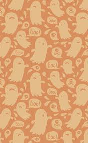pattern backgrounds from with halloween ghosts u2013 halloween