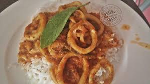 cuisiner les calamars calamars à la sauge ail et herbes de provence cuisine de gut