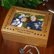 engraved memory box personalized keepsake boxes