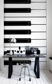33 best decorative materials images on pinterest russia wall sound objects mural mr perswall wallpapers one of three giant scale black and white photo images of musical instruments this shows the keyboard