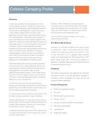 company profile writing company profile template word manual writing template