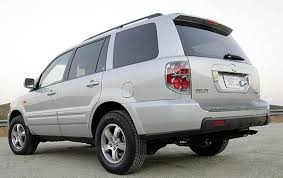 suv honda pilot 2007 honda pilot information and photos zombiedrive