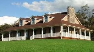 ranch style house plans with wrap around porch fantastical single level house plans with wrap around porches 15 for