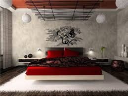 Bedroom Interior Design Ideas Japanese Modern Bedroom Interior Design Ideas With Abstract Vinyl