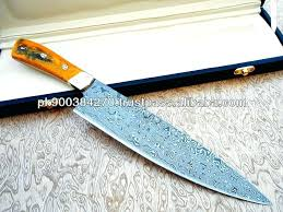 German Made Kitchen Knives Knifes Damascus Steel Chef Knife Uk Chef Knife Best Steel